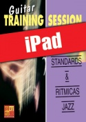 Guitar Training Session - Standards & rítmicas jazz (iPad)
