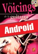 Los voicings de la guitarra (Android)