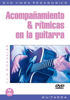 Acompañamiento & rítmicas en la guitarra