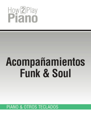 Acompañamientos Funk & Soul