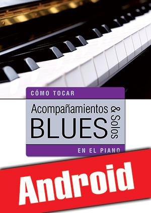 Acompañamientos y solos blues en el piano (Android)