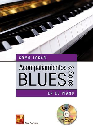 Acompañamientos y solos blues en el piano