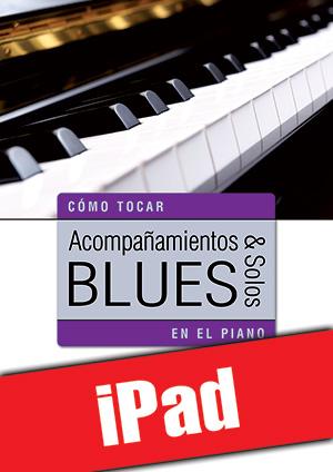 Acompañamientos y solos blues en el piano (iPad)