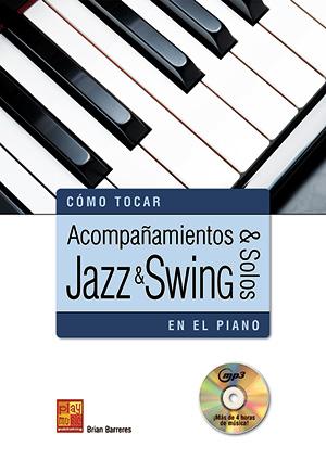 Acompañamientos y solos jazz y swing en el piano