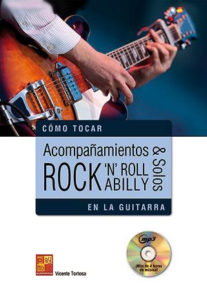 Acompañamientos & solos rock 'n' roll y rockabilly en la guitarra
