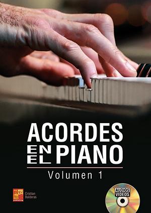Acordes en el piano - Volumen 1