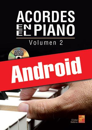 Acordes en el piano - Volumen 2 (Android)