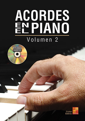 Acordes en el piano - Volumen 2