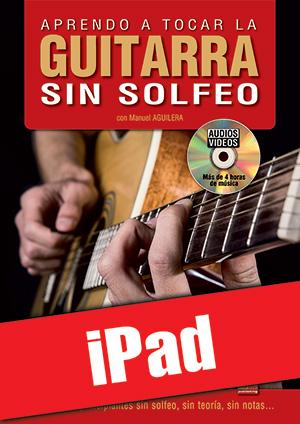 Aprendo a tocar la guitarra sin solfeo (iPad)