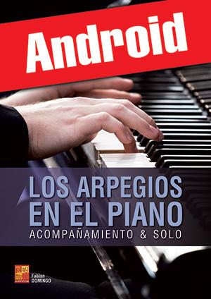 Los arpegios en el piano (Android)