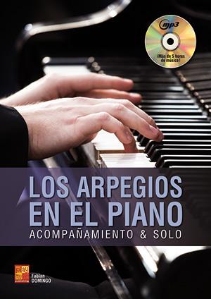 Los arpegios en el piano