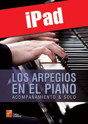 Los arpegios en el piano (iPad)