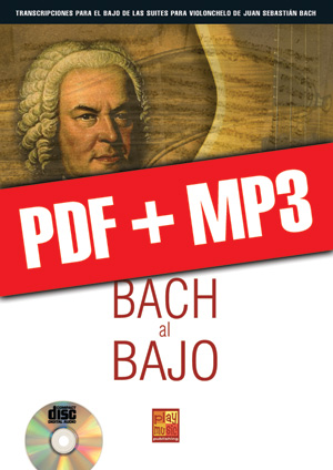 Bach al bajo (pdf + mp3)