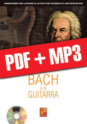Bach a la guitarra (pdf + mp3)
