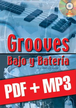 Grooves bajo y batería (pdf + mp3)