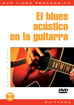 El blues acústico en la guitarra