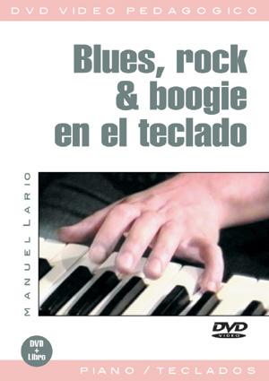 Blues, rock y boogie en el teclado