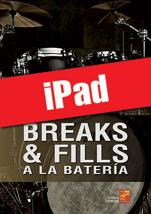 Breaks & fills a la batería (iPad)