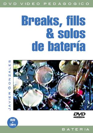 Breaks, fills & solos de batería