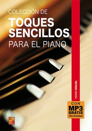 Colección de toques sencillos para el piano