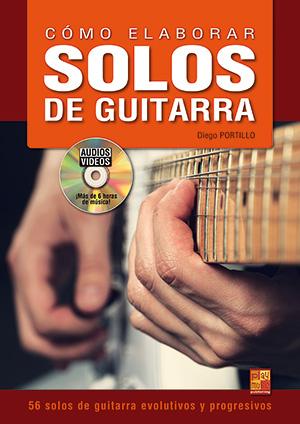 Cómo elaborar solos de guitarra