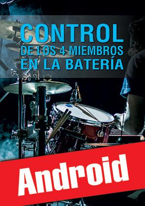 Control de los 4 miembros en la batería (Android)