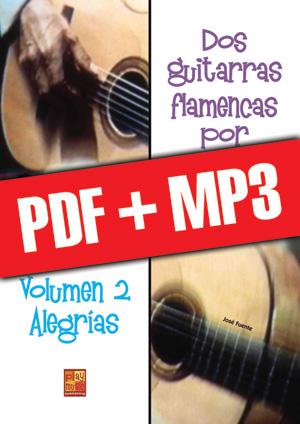 Dos guitarras flamencas por fiesta - Alegrías (pdf + mp3)
