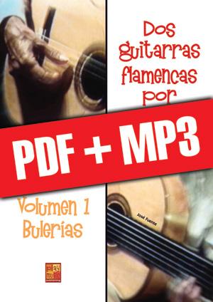 Dos guitarras flamencas por fiesta - Bulerías (pdf + mp3)