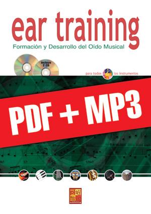 Ear training - Todos instrumentos (pdf + mp3)
