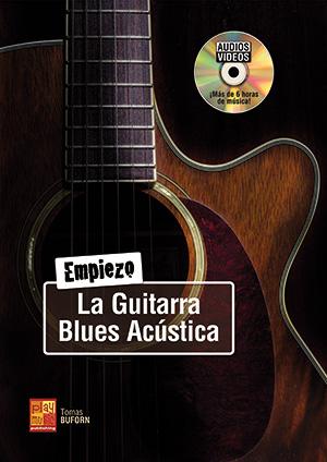 Empiezo la guitarra blues acústica
