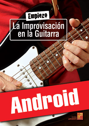 Empiezo la improvisación en la guitarra (Android)