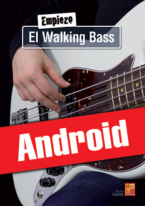 Empiezo el walking bass (Android)