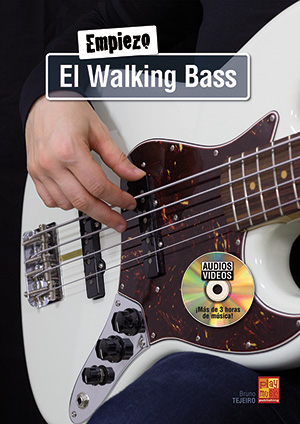 Empiezo el walking bass
