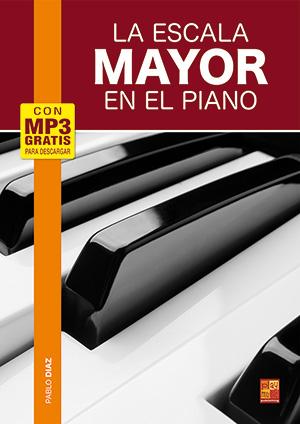 La escala mayor en el piano