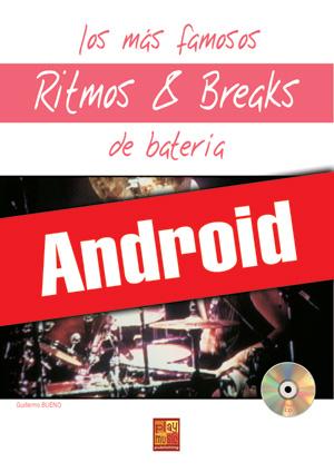 Los más famosos ritmos & breaks de batería (Android)