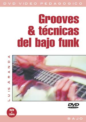 Grooves & técnicas del bajo funk