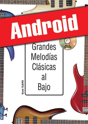 Las grandes melodías clásicas al bajo (Android)