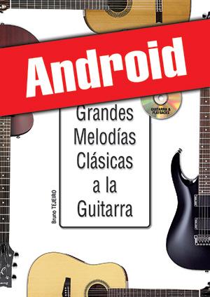 Las grandes melodías clásicas a la guitarra (Android)