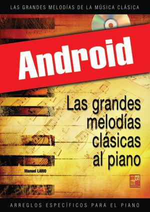 Las grandes melodías clásicas al piano - Volumen 1 (Android)