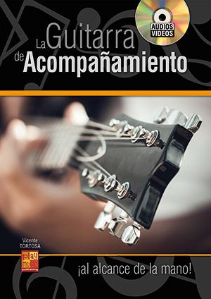 La guitarra de acompañamiento ¡al alcance de la mano!