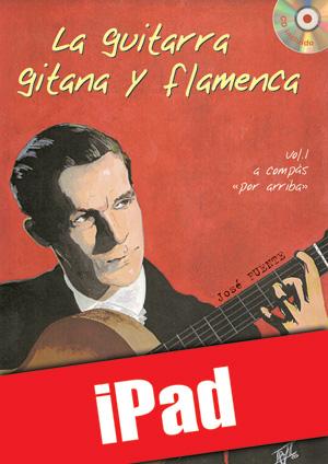 La guitarra gitana y flamenca (iPad)