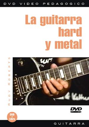 La guitarra hard y metal