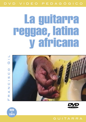 La guitarra reggae, latina y africana
