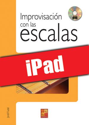 Improvisación con las escalas (iPad)