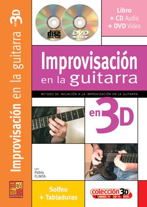 Improvisación en la guitarra en 3D