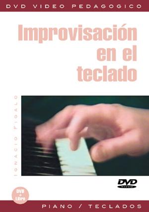 Improvisación en el teclado
