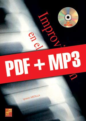 Improvisación en el teclado (pdf + mp3)