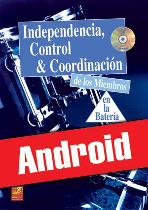Independencia, control & coordinación en la batería (Android)