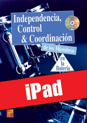 Independencia, control & coordinación en la batería (iPad)