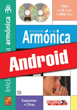 Iniciación a la armónica en 3D (Android)